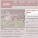 Spanyolul könyörög Casillaséknak a Nemzeti Sport Online