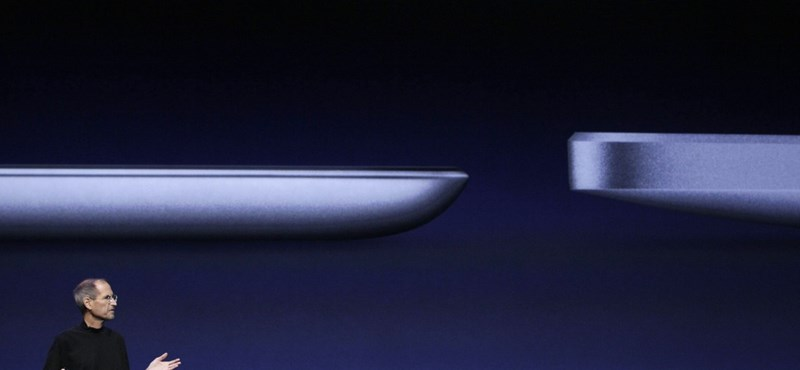Új iPhone nélkül is menő az Apple