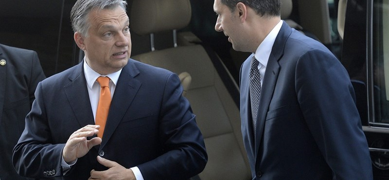 """Orbán letiltotta a """"konszolidáció"""" szót"""