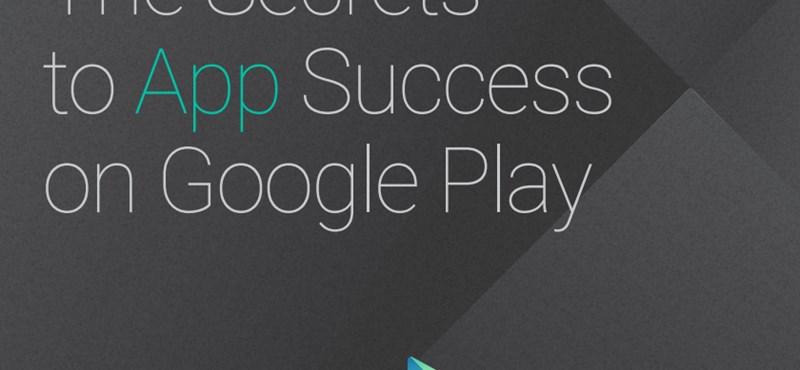 Itt egy remek segítség ahhoz, hogy pénzt kereshessen a Google Playben