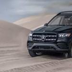 Elképesztő a Mercedes GLS, ha kell, kiugrálja magát a homokcsapdából – videó