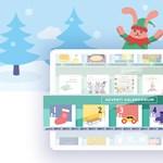 Ingyenessé tesz egy-egy mesét karácsonyig mindennap a BOOKR Kids
