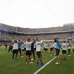 Óriási büntetést kapott a River Plate
