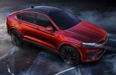 Lehet, hogy ez egy kínai BMW-koppintás, de nem néz ki rosszabbul