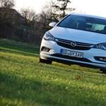 Az Opel Astra lett az Év Autója