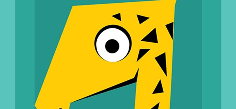 Androidra is letölthető a világhódító magyar zsiráf