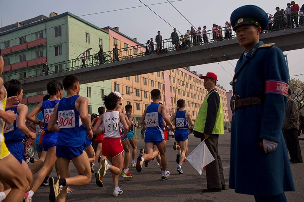 AP!, Maraton