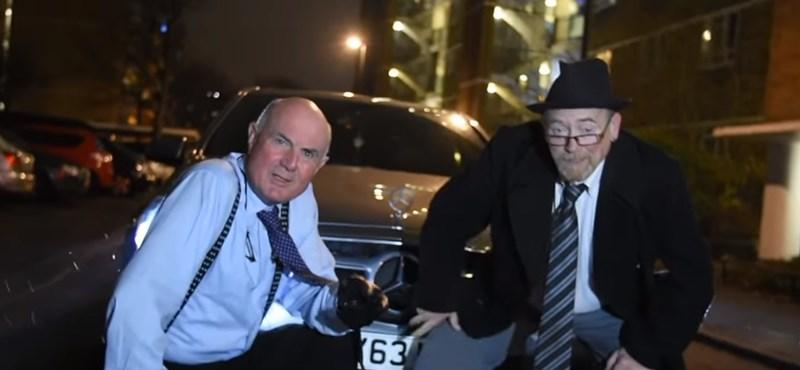 Két angol nagypapa olyat rappel, hogy el sem hiszi – videó