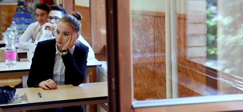 Folytatódik az őszi érettségi, a héten jönnek a szóbeli vizsgák
