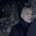 Videó: Orbán személyesen ment el a kiégett református kollégiumba