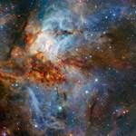 """Lenyűgöző képet készített az egyik teleszkóp, a tudósok szerint """"egy igazi égi műalkotás"""""""