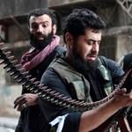 A Nyugat támadására vár a szíriai ellenzék vezetője