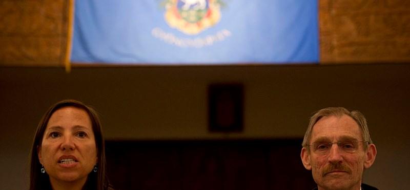 Gyöngyöspatára látogatott a belügyminiszter és az amerikai nagykövet