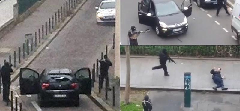Megszólalt a francia belügyminiszter: marad a terrorkészültség