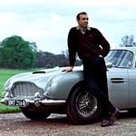Eladó James Bond autómárkája