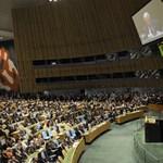 Megfigyelő állam lett Palesztina az ENSZ-ben