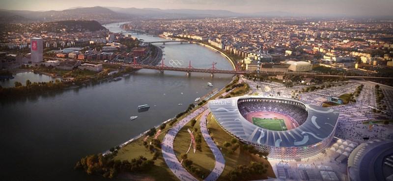 Még egy új stadion épül Budapesten, csak a tervezése 4,7 milliárd forint lesz