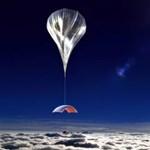 Léggömbös űrélménnyel csábítja ügyfeleit egy kínai start-up