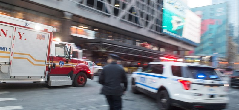 A robbantás előtt Trumpnak üzent a manhattani merénylő