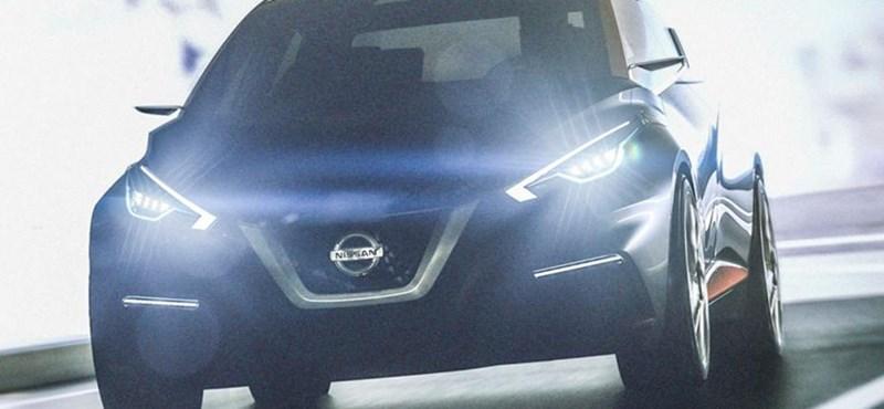 Megvillant valami az új Nissan Micrából, ami nem is biztos, hogy Micra lesz