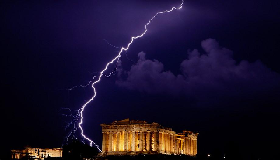 Lenyűgöző villámcsapások – Nagyítás-fotógaléria