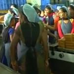 Szinte rabszolgaként tartották a gyerekeket egy indiai gyárban