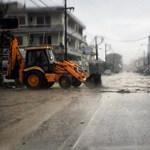 Megérkezett Görögországba a Zorba nevű vihar - fotók, videók