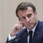 """Macron: """"Ha békét akarunk az európai kontinensen, akkor együtt kell működnünk Oroszországgal"""""""