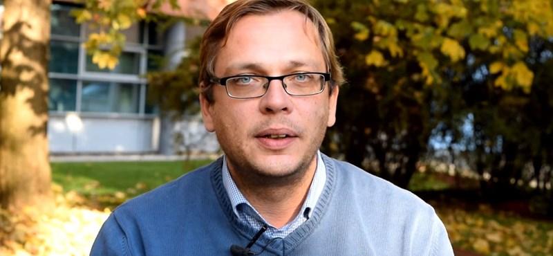 Zoltán Khalmi no quiere ser lujurioso como Miklós Galla, escribió una carta a los medios públicos