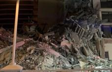 Összeomlott egy 12 emeletes lakóház egy része Miamiban