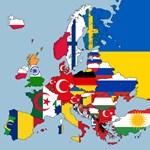 Van olyan Európa-térkép, amelyen három ország is magyar - ez az