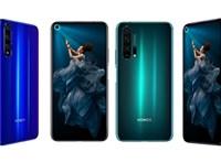 Ma bemutatták a Huawei/Honor új telefonját