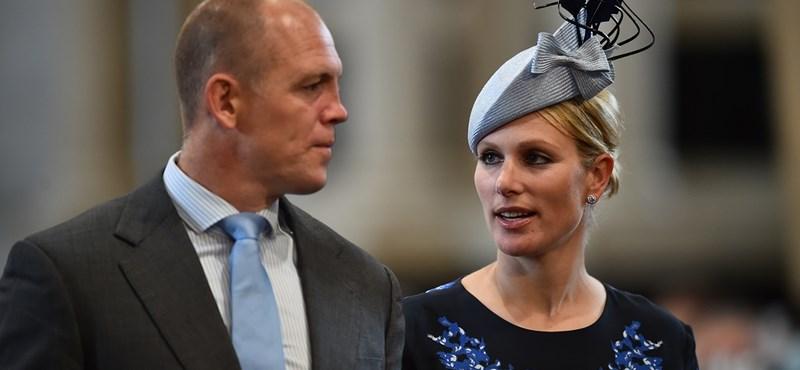 Újabb királyi bébinek örülhetnek a brit alattvalók