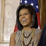 Így fest ki egy szobát Michelle Obama
