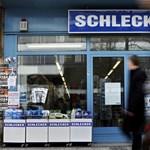Nem kell a szlovákoknak a Schlecker drogériahálózat