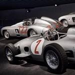 Közel 2 hónap után ma újra kinyitott a Mercedes-Benz múzeum