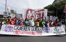 Megadóztatják az argentin gazdagokat a koronavírus-járvány miatt
