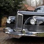Budapesten fotóztuk le Sztálin kedvenc autóját: Kívül orosz, belül japán