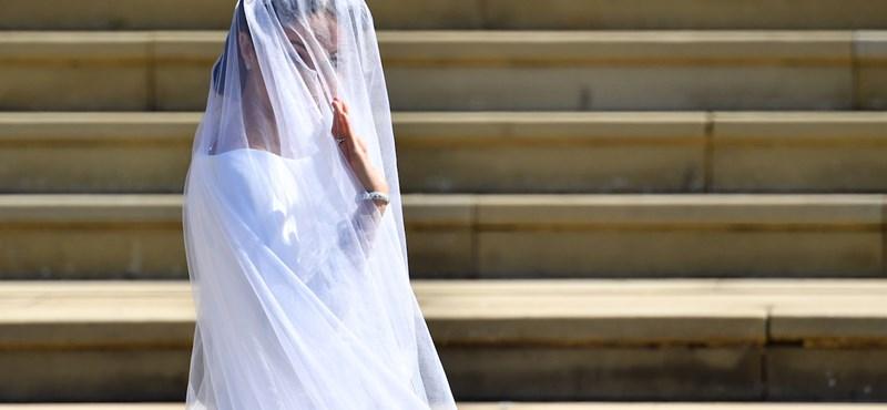 """Megszólalt Canterbury érseke Harry herceg és Meghan Markle """"titkos"""" esküvőjéről"""