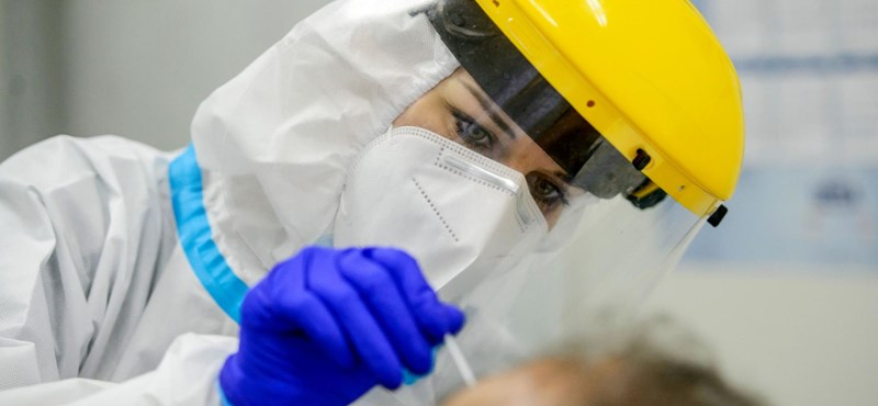 Nyolc újabb halottja van a járványnak, 581 fertőzöttet azonosítottak
