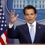 Máris távozik a Fehér Ház nemrég kinevezett kommunikációs főnöke
