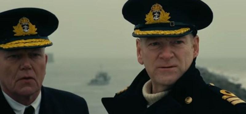 Ezt az öt filmet tömegek nézik a mozikban, tarol a Dunkirk