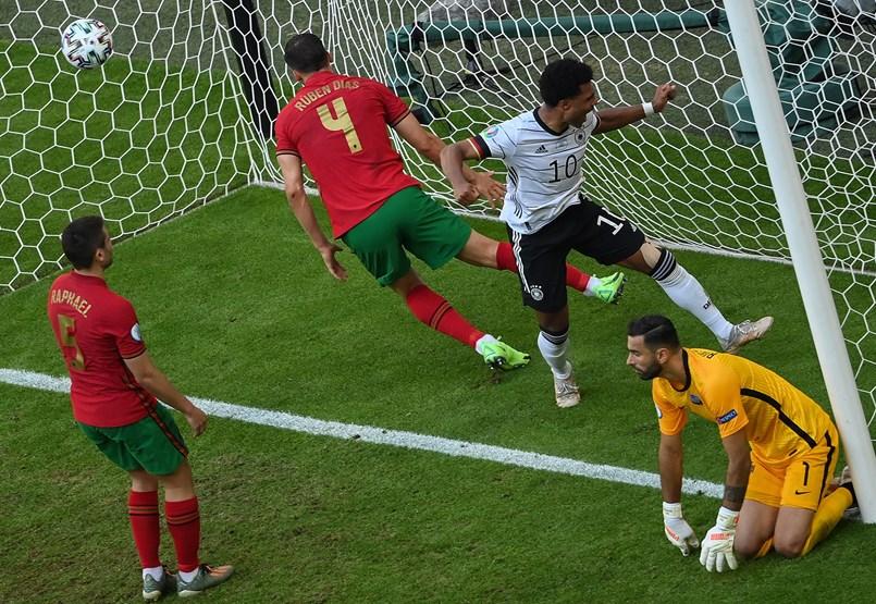 Németország pár perc alatt fordított Portugália ellen 2-1 – a labdarúgó Eb kilencedik napja percről percre