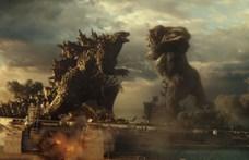 Életjelet adnak a mozik Amerikában: tarol a Godzilla Kong ellen