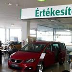 Úgy pörög az újautópiac, mint a válság előtti években