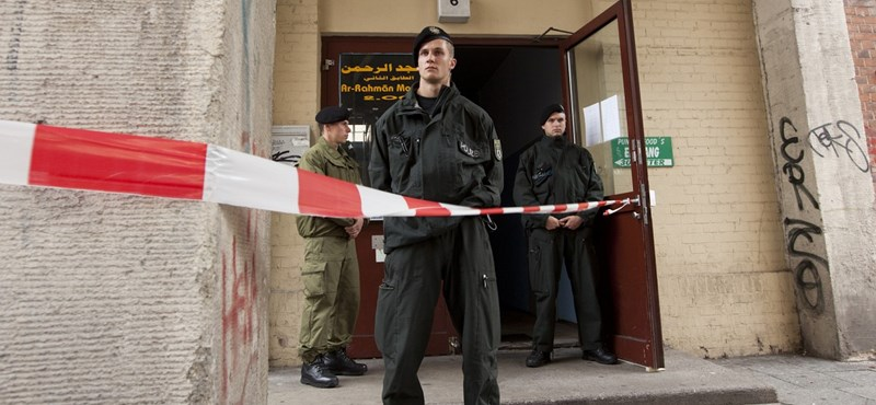 Terrortámadást tervezhettek Berlinben, elfogtak két férfit