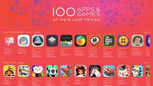 Ha iPhone-ja van, most töltse le őket: 100 remek alkalmazást értékelt le az Apple