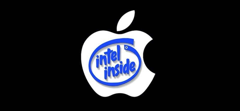 Két évig még biztosan együtt dolgozik az Intel és az Apple