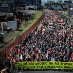 A szakszervezetek miatt nem jelenhettek meg a francia napilapok