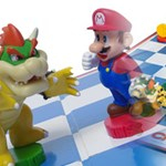 A nap kütyüje – Super Mario sakk készlet